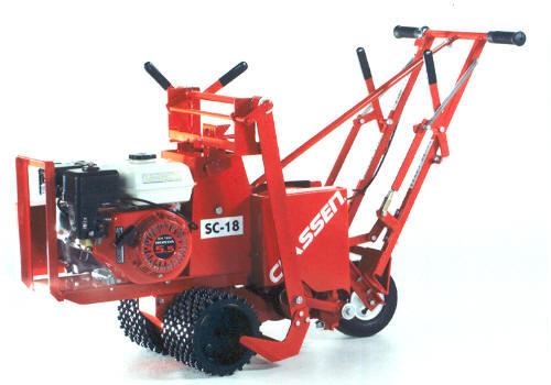 Sod Cutter, Classen Manufacturing | ABC Rental Ohio